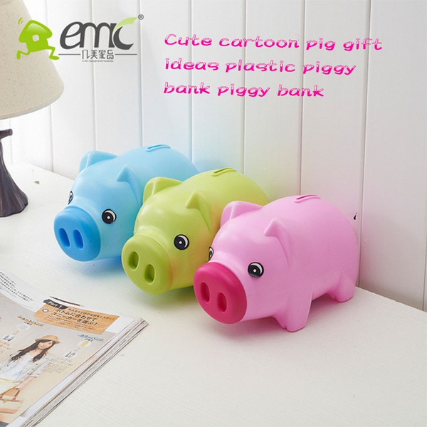 Wish Cat Mouse Bank Animatronic Coin Money Box Toy Banks Piggy Collecting Saving Gift Kid Children