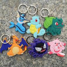 pikachukeyring, Key Chain, Pokemon, Pikachu