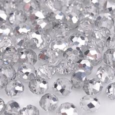 6mm, charmbead, crystalbead, 6mmacrylicbead