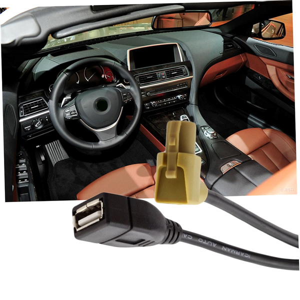 High Quality RCD510 USB Connecting Cable For Volkswagen Jetta Golf MK5 jm8