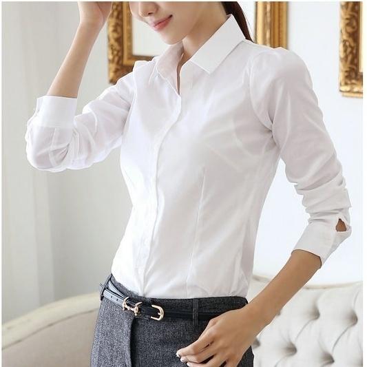 Plus Size, Tops & Blouses, Shirt, Long Sleeve