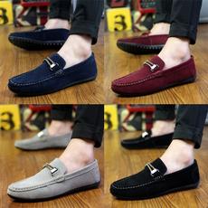casual shoes, Fashion, leather, springandautumn