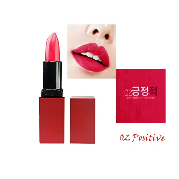 New Arrival Lipstick Velvet Matte Lip Stick Brand Batom Rouge Waterproof Long-lasting Korean Lip Makeup Cosmetics Set 5 Colors