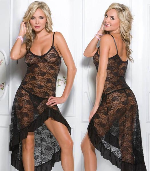 lacenightgown, Plus Size, gowns, Lace