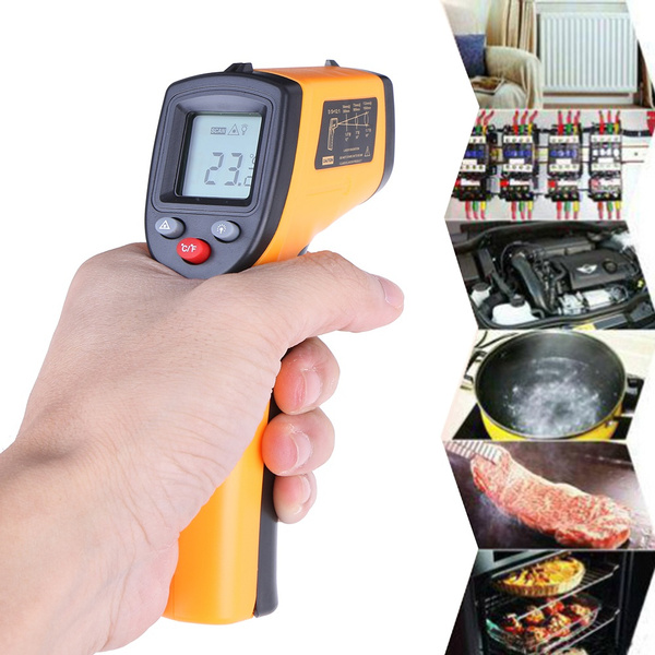 Laser, Temperature, tester, irthermometer