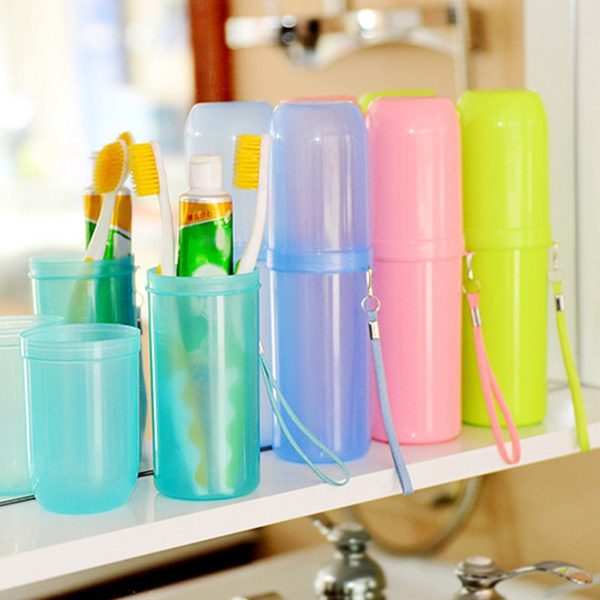 Box, case, toothbrushcup, Cup