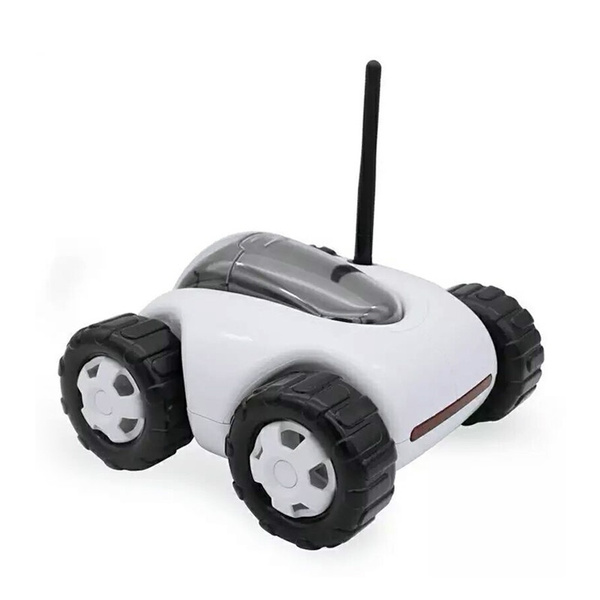 Wish 2016 Wireless Wifi Rc Spy Car Remote Moving Robot Tank Ip Camera Smart Phone Control