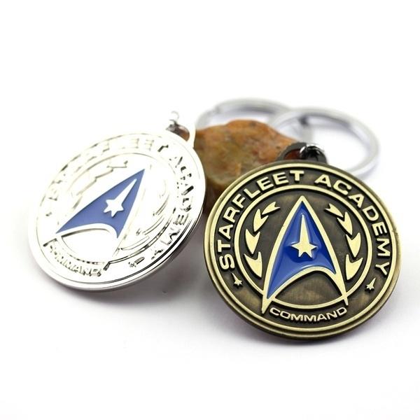 nickel, Jewelry, Men's Fashion, Star Trek