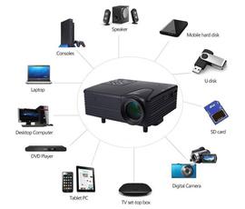 Mini, mini1080phdledprojector, projector, homecinematheater