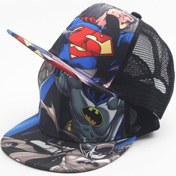 Superman Single Batman Single Spider Man Single