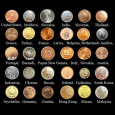 coinscollection, uncirculated, coincollecting, Coins & Paper Money