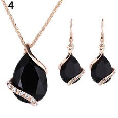 Necklace, women's earrings, Chain Necklace, Dangle Earring