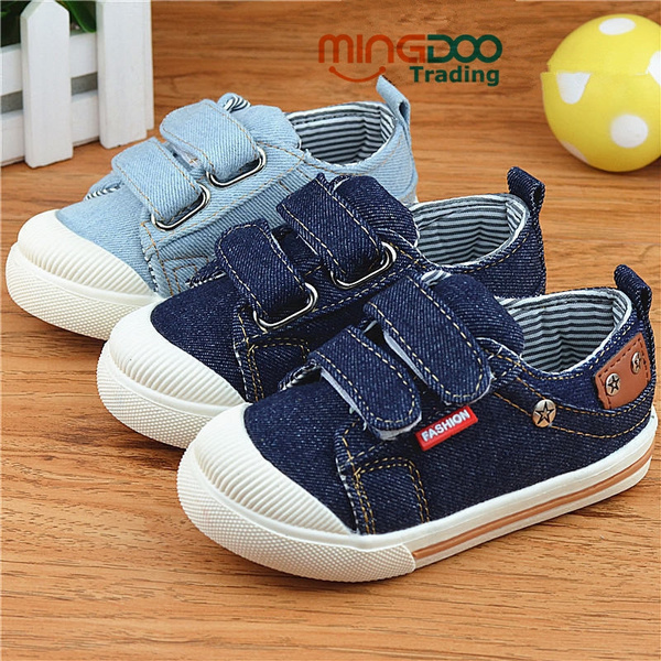 f168d5548 For 1-4 Years old Fashion Toddler Baby Shoes Little Kids Boys Girls ...