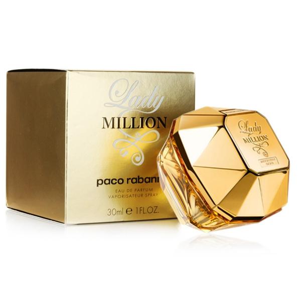 Ms Gold Million Perfume 80 Ml Persistent Sexy Eau De Parfum Wish