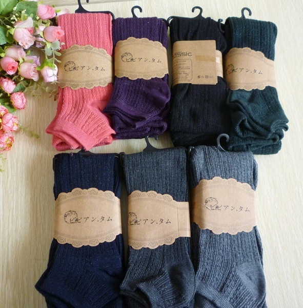 Winter Warm Girl Comfortable Women Cotton Tights Pants Leggings Stirrup 3399 Trousers One Size