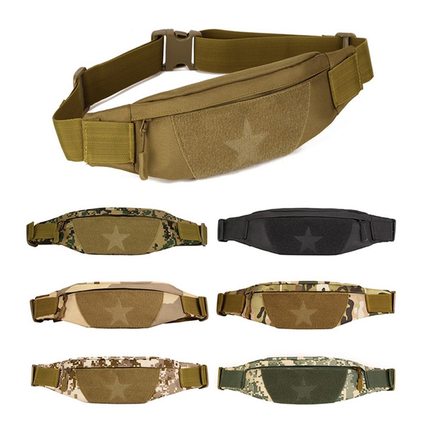 Picture of Outdoor Invisible Fanny Pack Waist Belt Bag Travel Wallet Hip Tight Pouch