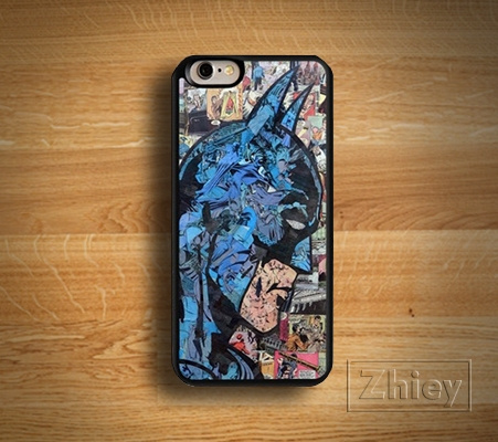 Wish Cool Design Batman Marvel Comic Rugged Phone Case For Iphone 4 4s 5 5s 5c 6 7inch Plus 5inch Samsung Galaxy Skin Cover