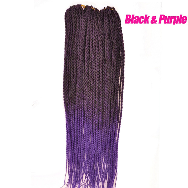 Wish New 18 65g Havana Mambo Twist 2x Senegalese Crochet Braids