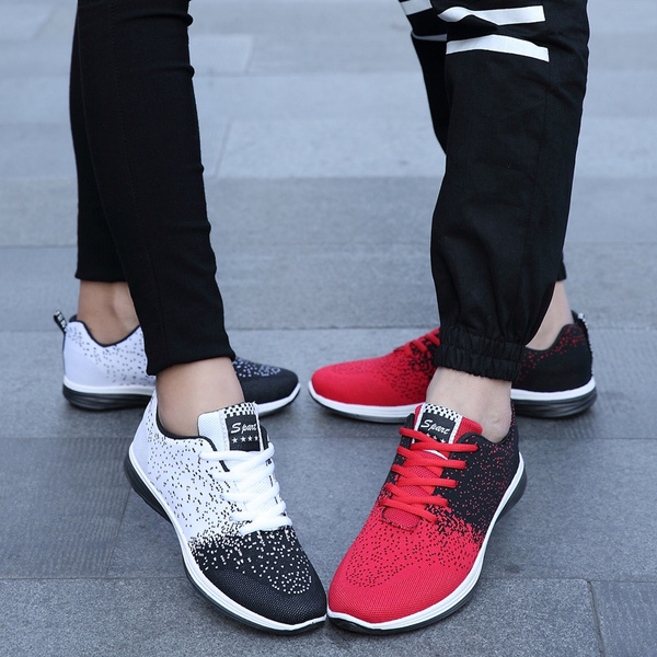 Picture of Spring Summer New Fashion Men's Women's Casual Mesh Sports Shoes Running Shoes Lovers Shoes