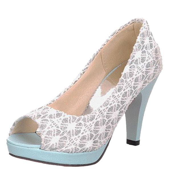 Wish Neu Damen Schuhe Party Sandalen High Heels Plateau Stiletto