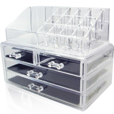 Box, acryliccosmeticorganizer, acrylicmakeuporganizer, Jewelry