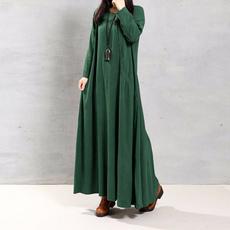 Plus Size, Fashion, Sleeve, dungaree