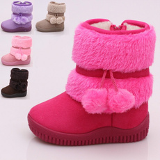 fashion lovely children snow boots