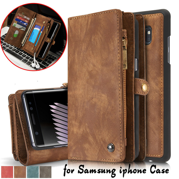 788bc5de116 CaseMe Brand New Arrival Multi Functional Genuine Leather Wallet ...