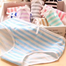 cute, Underwear, Panties, stripedpantie
