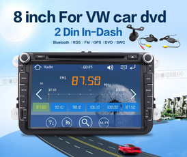 bluetoothcardvd, carstereo, Golf, carvideoplayer