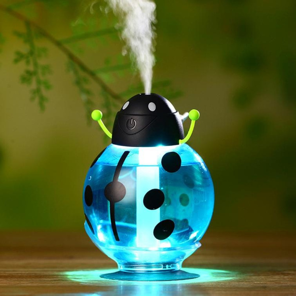 Beatles Home Aroma LED Humidifier Air Diffuser Purifier Atomizer Fancy Christmas Gift