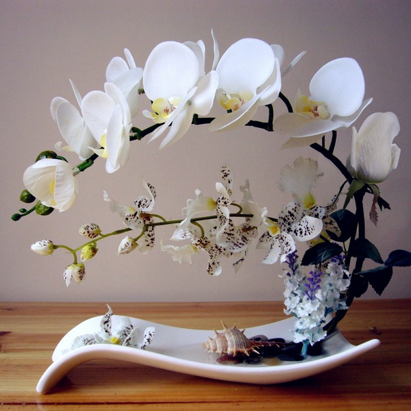 butterfly, decorativeflowersforlivingroom, beautifulsimulationflower, Chinese