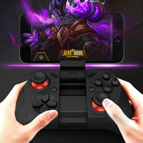 Wireless Bluetooth VR Controller Compatible with 3D VR Headset Glasses,  Smart TV Box,Android Smart Phone without ROOT
