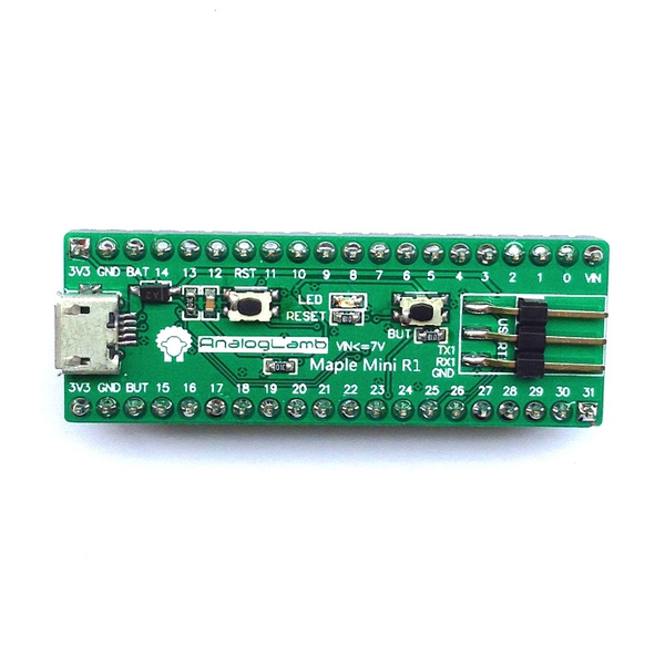 STM32F103 Maple Mini STM32F103CBT6 STM32 Boards 128K Flash with Arduino IDE
