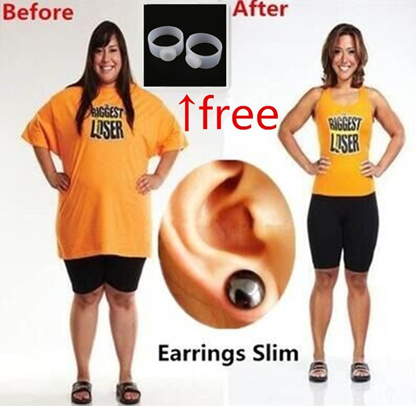 Loss Two Pounds a Week  With This perfect Earrings:True Story Of How Melissa Loss Her Weight