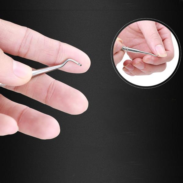 Wish | Professional Ingrown Toe Nail Lifter File Correction Tool ...