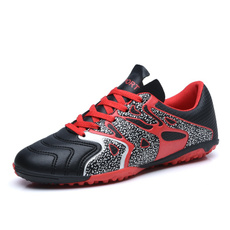 New Fashion Kids & Men Breathable Soccer Shoes Casual Football Shoes