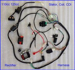 wireharnes, engineaccessorie, Harness, cdi