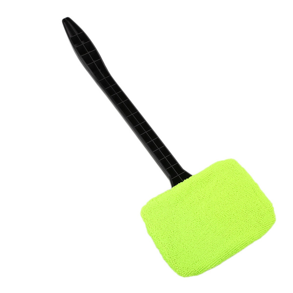 Car Vehicle Windshield Cleaner Windows Glass Microfiber Cleaning Brush