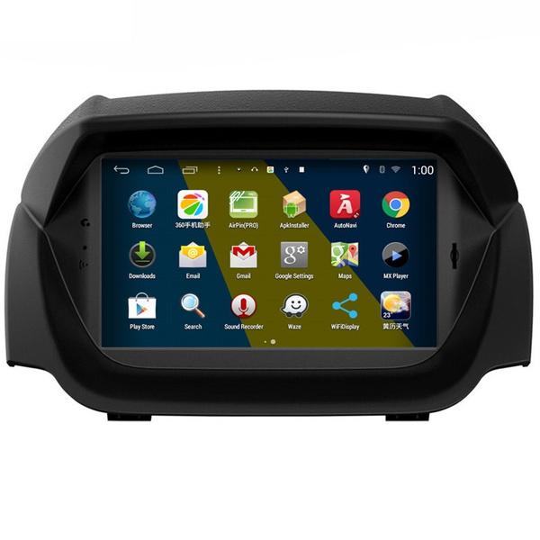 Wish | 7'' Winca S160 Android 4 4 Car DVD Player For ECO Sport With