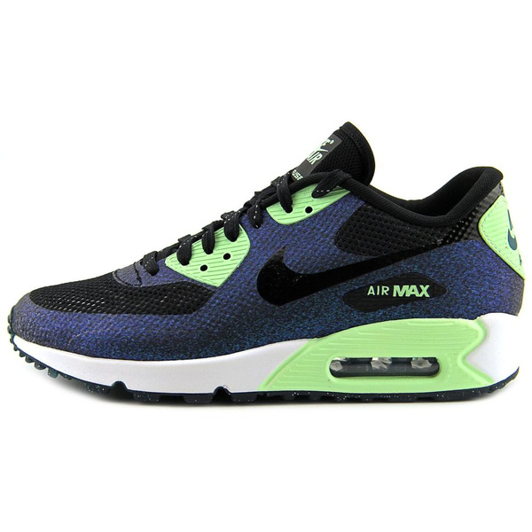 Wish | Nike Air Max 90 HYP WC QS Women Round Toe Synthetic Black Sneakers