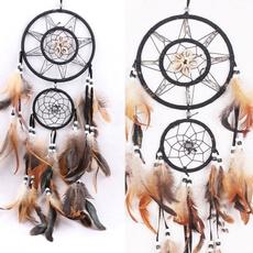 Dreamcatcher, wickercraft, ornamentdecoration, Handmade