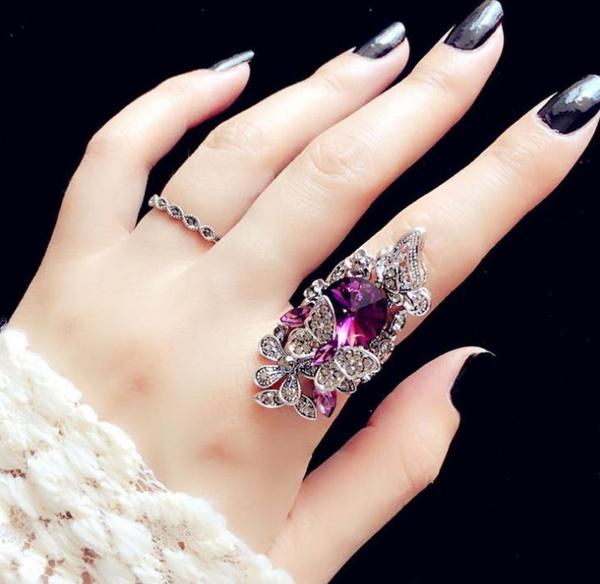 butterfly, Fashion, wedding ring, Diamond Ring