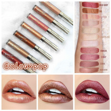 31 Colour Available Colourpop Lip Gloss Long Lasting Waterproof Matte Liquid Lipstick Woman Makeup(Size 1-17:ULTRA MATTE LIP.Size 18-30:ULTRA METALLIC LIP,GLOSSY LIP)