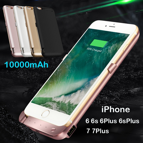 Picture of External Power Bank Pack Backup Battery Charger Case For Iphone 6s 6plus 7 7plus