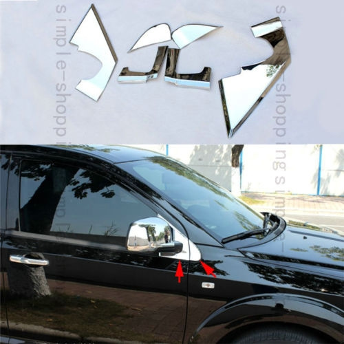For Dodge Journey Accessories 2013-2016 Side Rearview Mirror Front Triangular