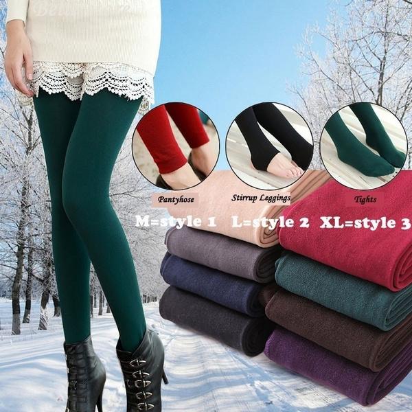 winterwarmlegging, Leggings, thickcasuallegging, velvet