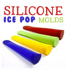 Colorful Ice Mold Creative Silicone Popsicle Small Model