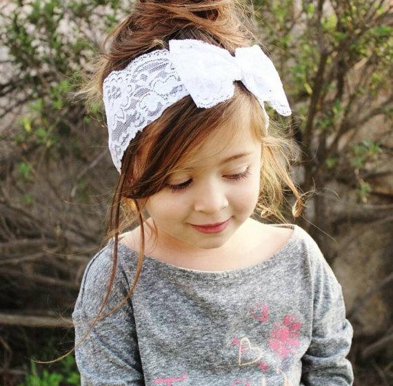 Children Baby Turban Cute Hair Accessories Toddler Headwear Girls Kids Headband