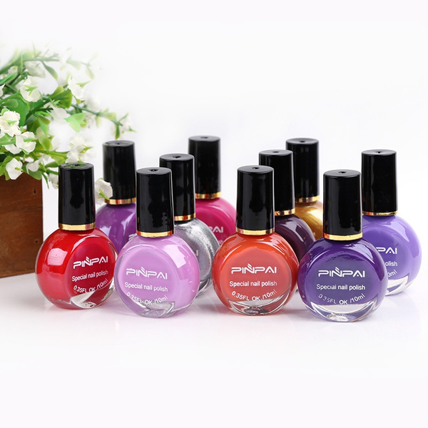 10Ml Oil Painting Nail Printing Printing Special Authentic Pinpai 26 ...